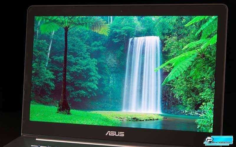 Экран Asus Zenbook NX500