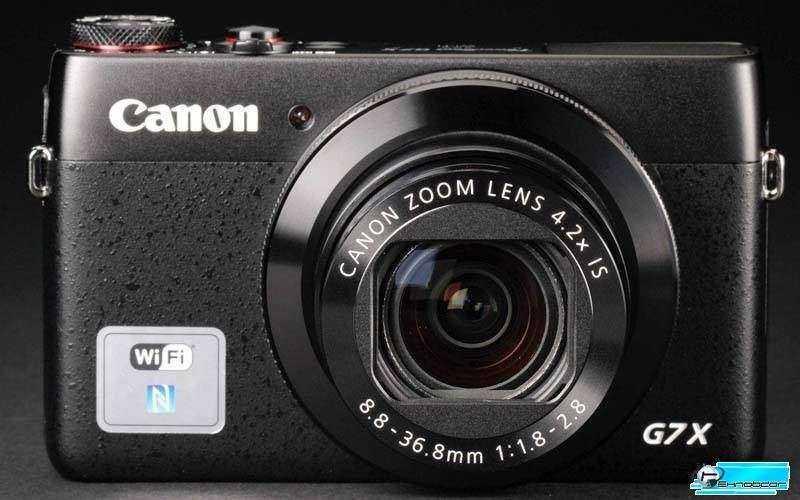 Canon PowerShot G7 X, отличная карманная фотокамера – Обзор