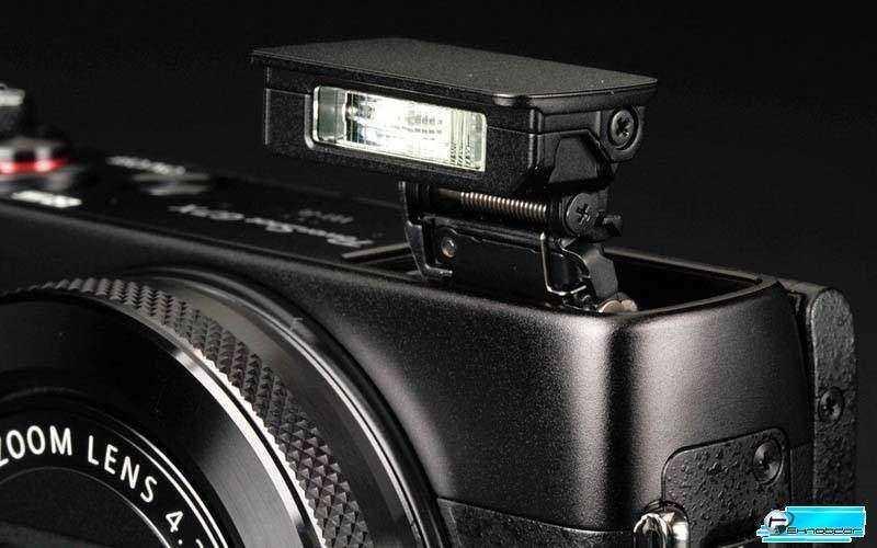 Функции Canon PowerShot G7 X