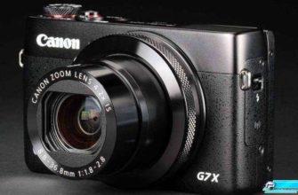 Камера Canon PowerShot G7 X – Обзор