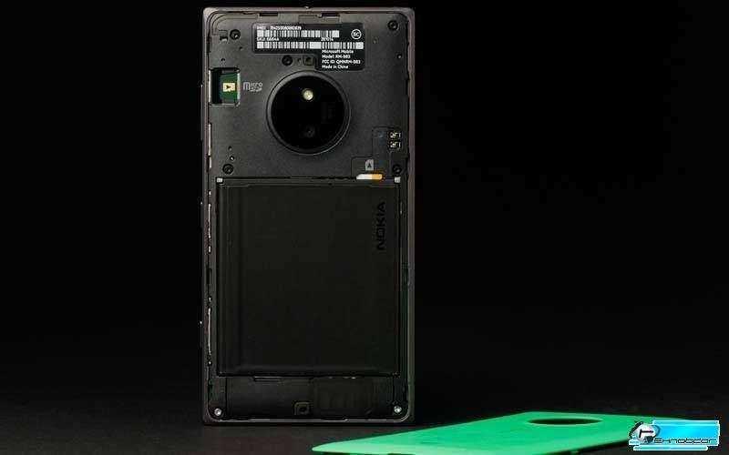Динамики Nokia Lumia 830