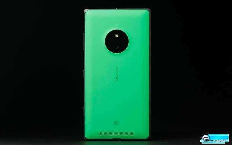Nokia Lumia 830 фото и камера