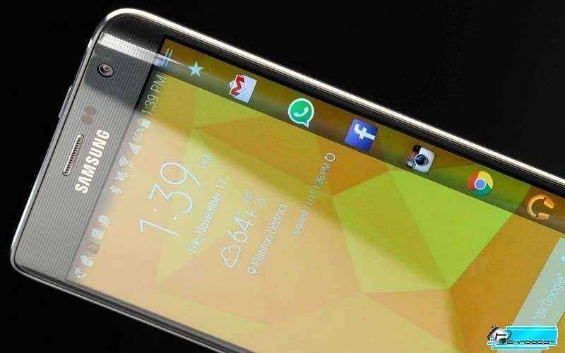 Samsung Galaxy Note Edge – обзор