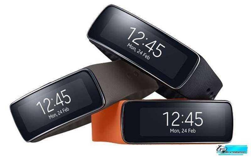Обзор смарт браслет Samsung Gear Fit глазами потребителя