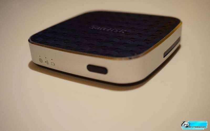 Обзор SanDisk Wireless Media Drive