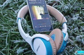 Беспроводные наушники Bose SoundLink – Обзор