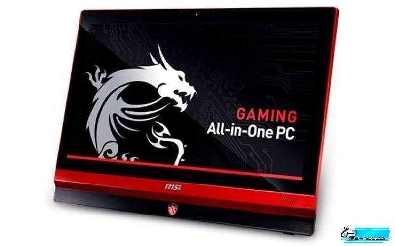 Моноблок MSI AG240 всё в одном или 4K игровой ПК