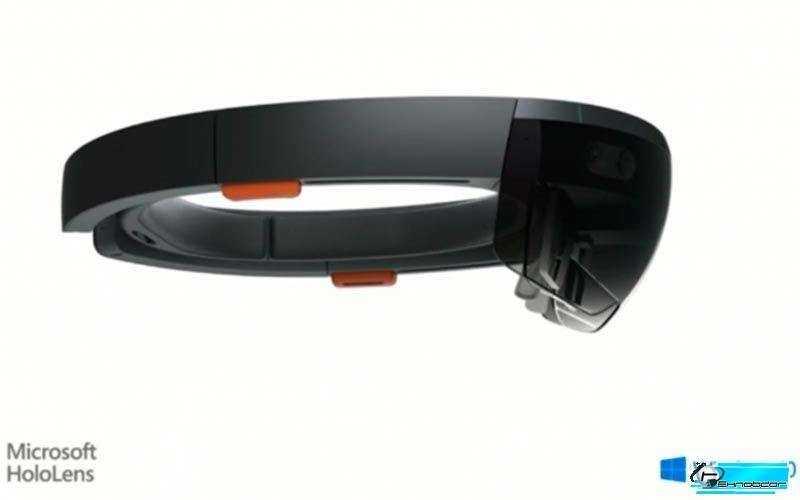 """Microsoft представила трехмерные """"голограммы"""". Познакомьтесь с Microsoft HoloLens"""