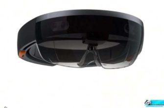 """Microsoft трехмерные """"голограммы"""" - Microsoft HoloLens"""