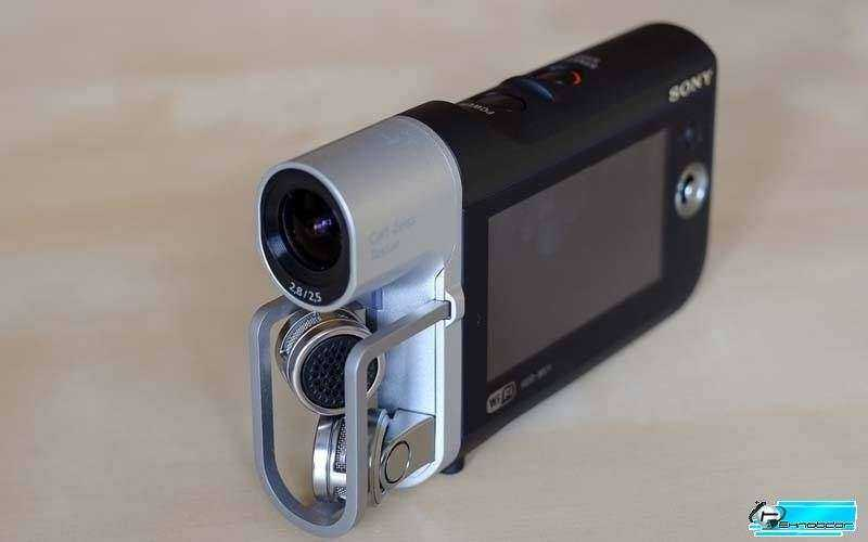 Обзор Sony HDR-MV1 – Компактной видеокамеры для записи качественного звука