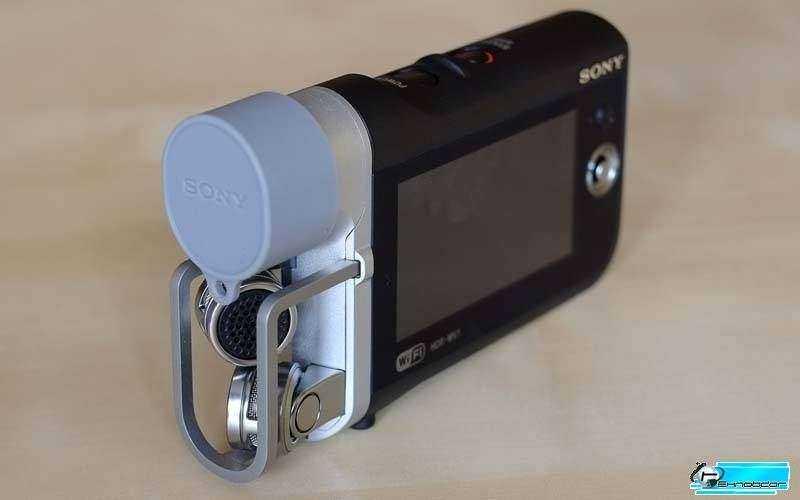 Камера Sony HDR-MV1