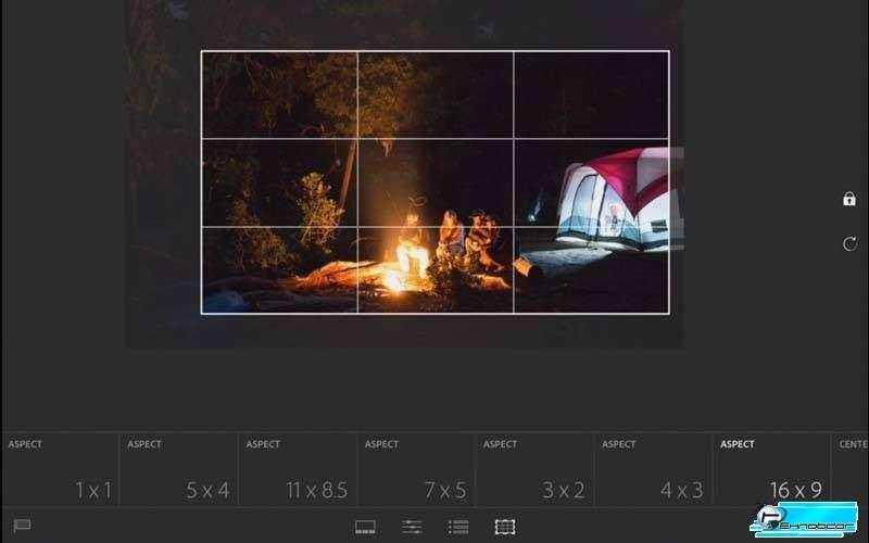 Инструмент редактирования Adobe Lightroom Mobili, теперь доступен на Android