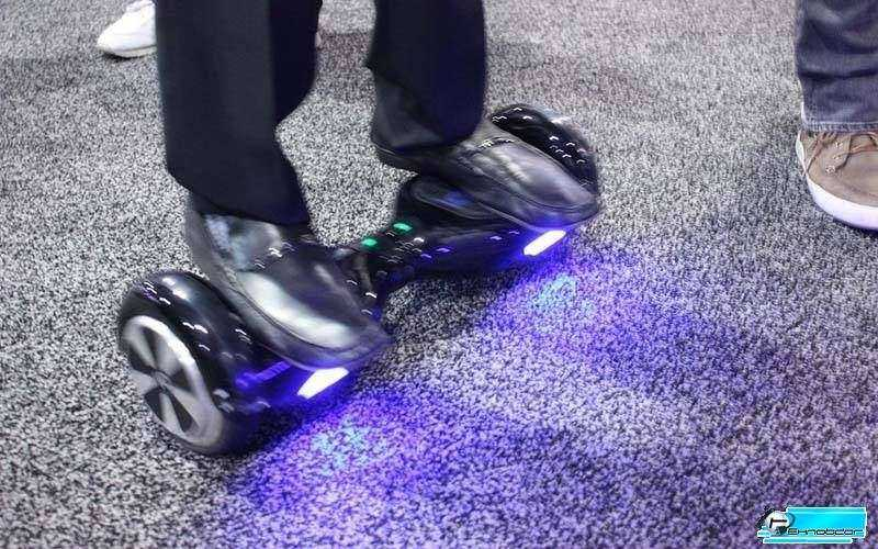 IO HAWK – Самобалансирующий электрический скейтборд