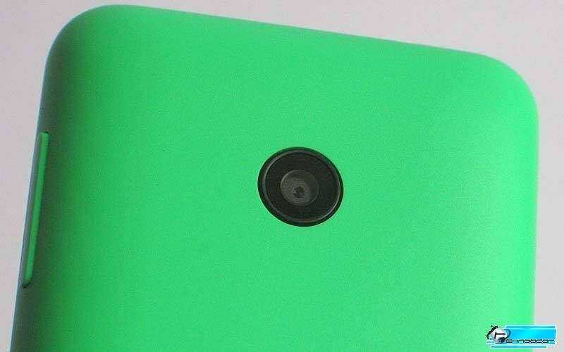 Nokia Lumiа 530 фото и камера