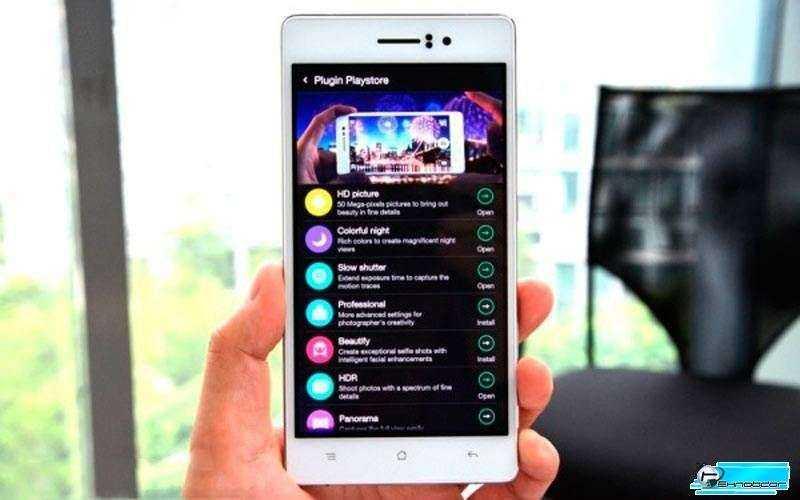 Мультимедия Oppo R5