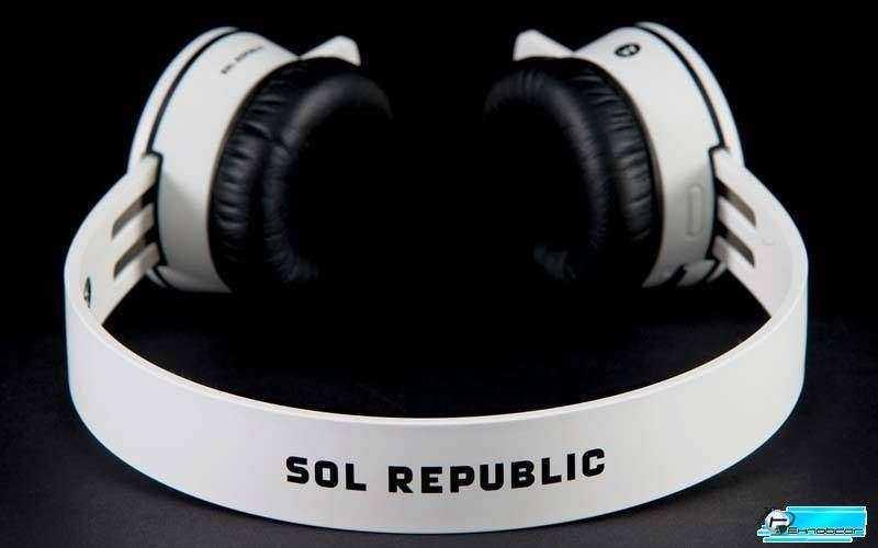 Наушники SOL Republic Tracks Air