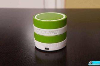 Bluetooth акустическая система Bliss Sound BTA - Обзор