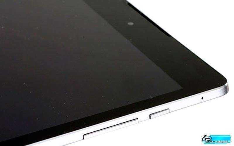 HTC Nexus 9 дизайн