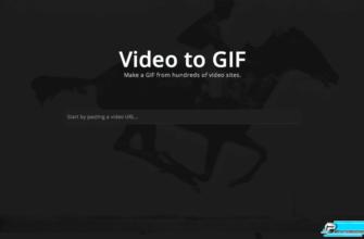 Imgur - видео в анимированные GIF-изображения