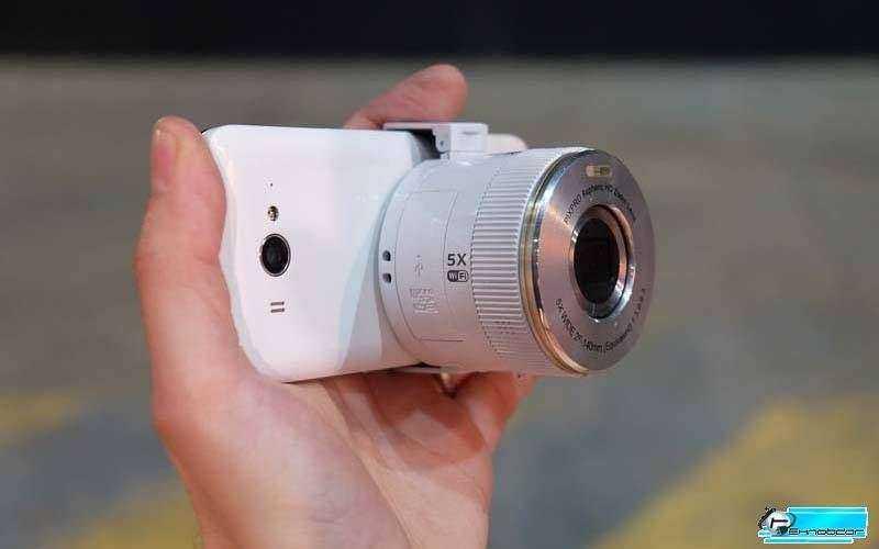 Kodak PIXPRO SL25 вид сбоку