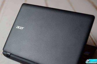 Обзор ноутбука Acer Aspire E11