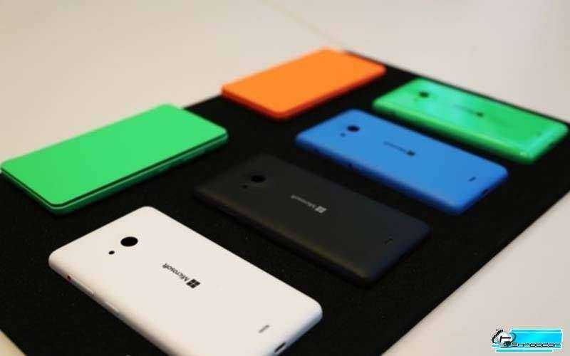 Новый Microsoft Lumia 535