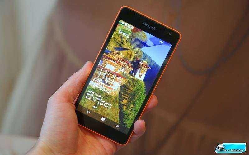 Обзор Microsoft Lumia 535 – Бюджетного смартфона