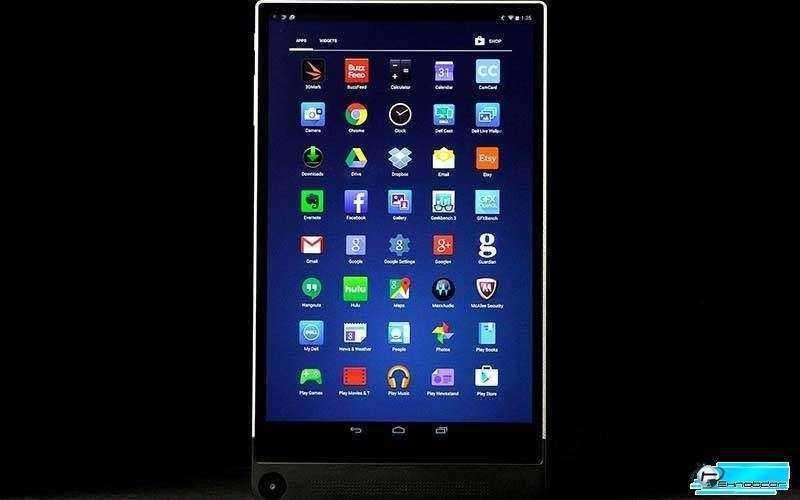 Dell Venue 8 7000/8 7840 – Мощное устройства на Android