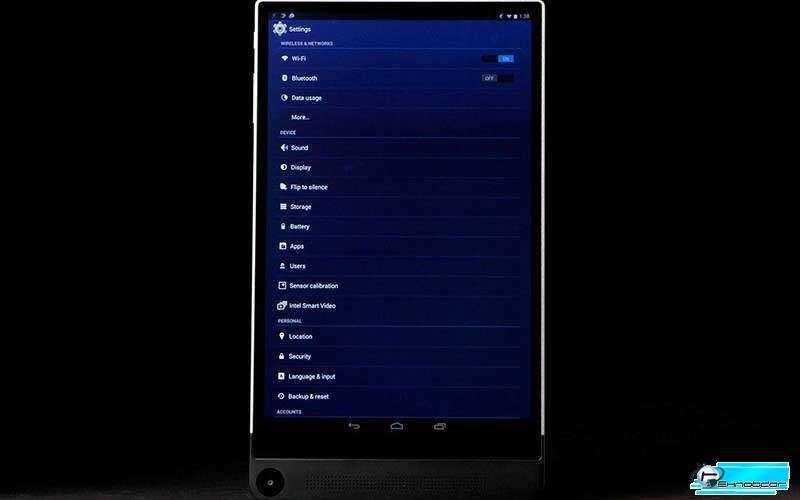 Обзор планшета Dell Venue 8 7000 и 8 7840