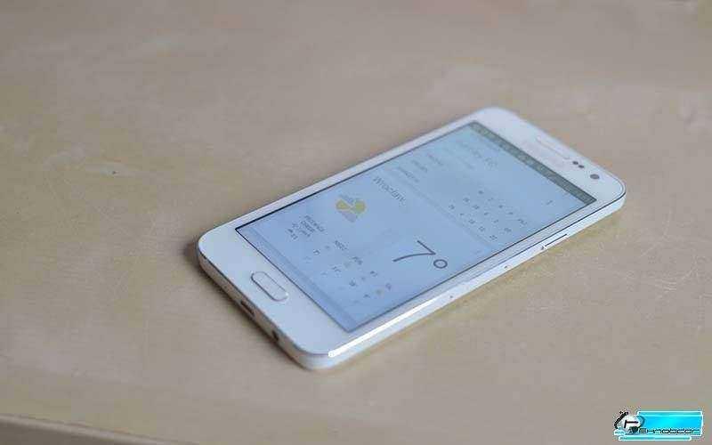 Samsung Galaxy A3 тест