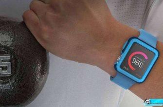 Защитный корпус для Apple Watch