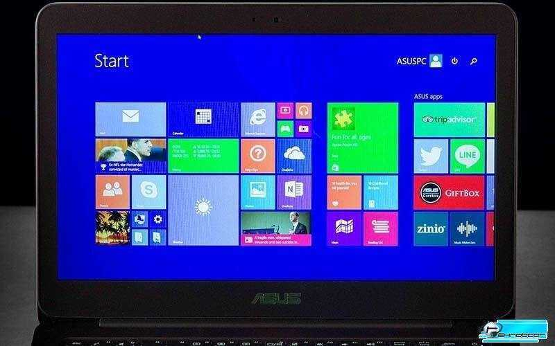 Обзор ASUS Zenbook UX305