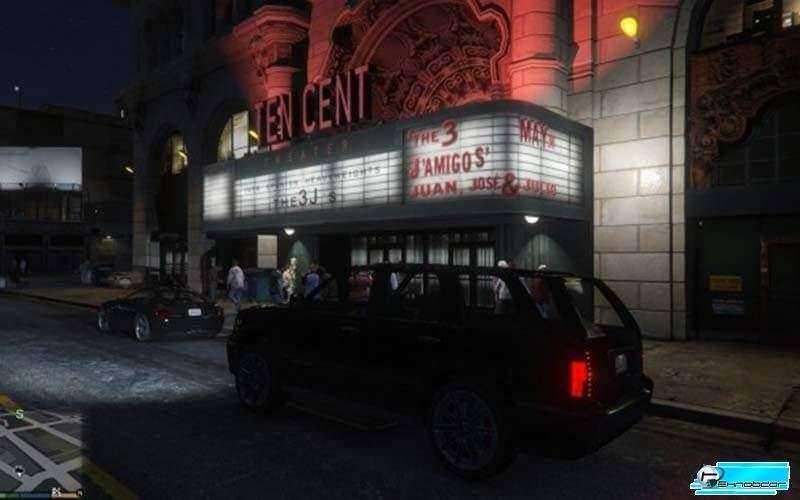 Игра Grand Theft Auto V
