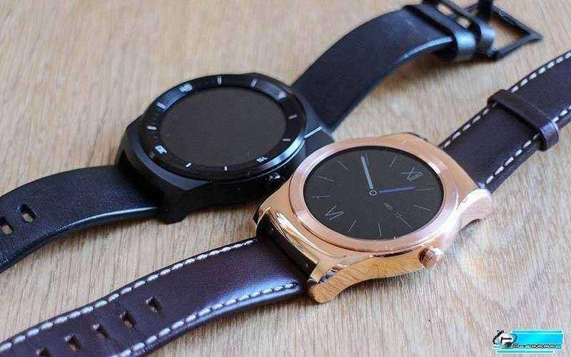 LG Watch Urbane и LG G Watch R