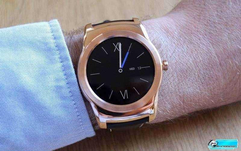 Обзор LG Watch Urbane