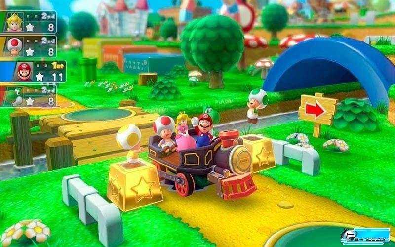Mario Party 10 – Обзор приключенческой игры