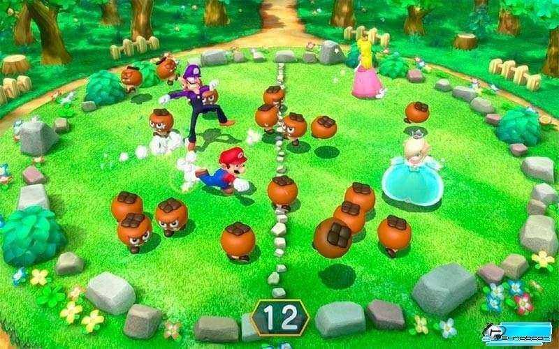 игра Mario Party 10