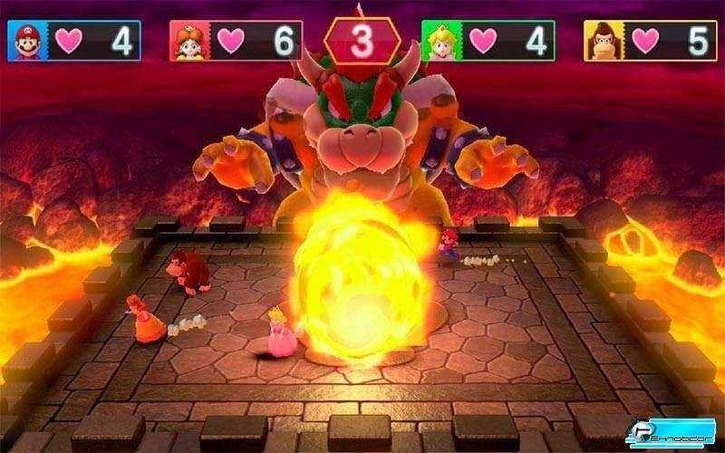 Новая Mario Party 10