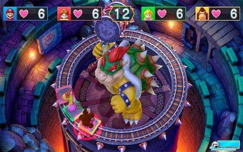 Mario Party 10 для WIi U