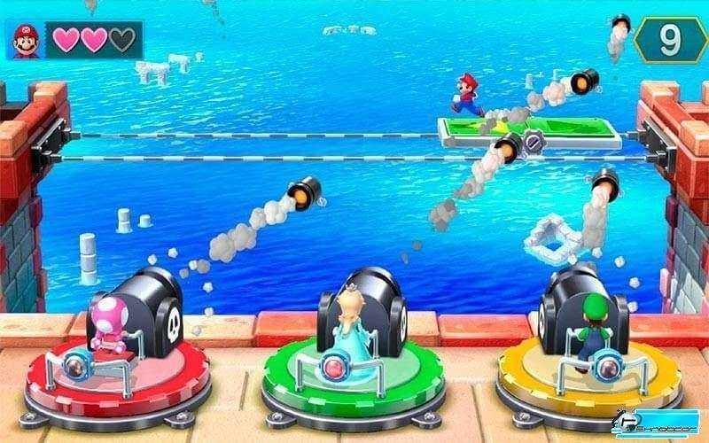 Mario Party 10 обзор игры