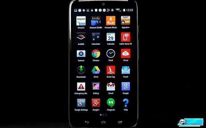 Motorola Droid Turbo программное обеспечение