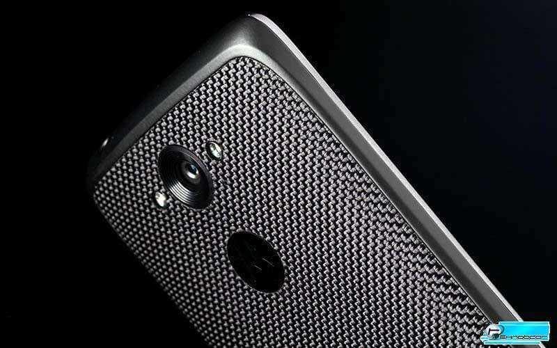Motorola Droid Turbo камера