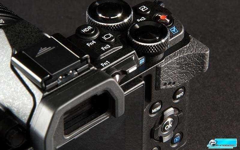 Фотоаппарат Olympus OM-DE-M5 Mark 2