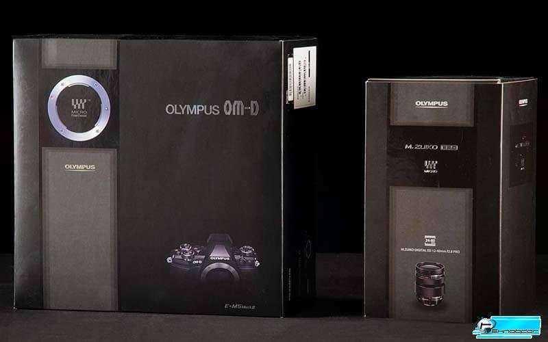 Olympus OM-DE-M5 Mark 2