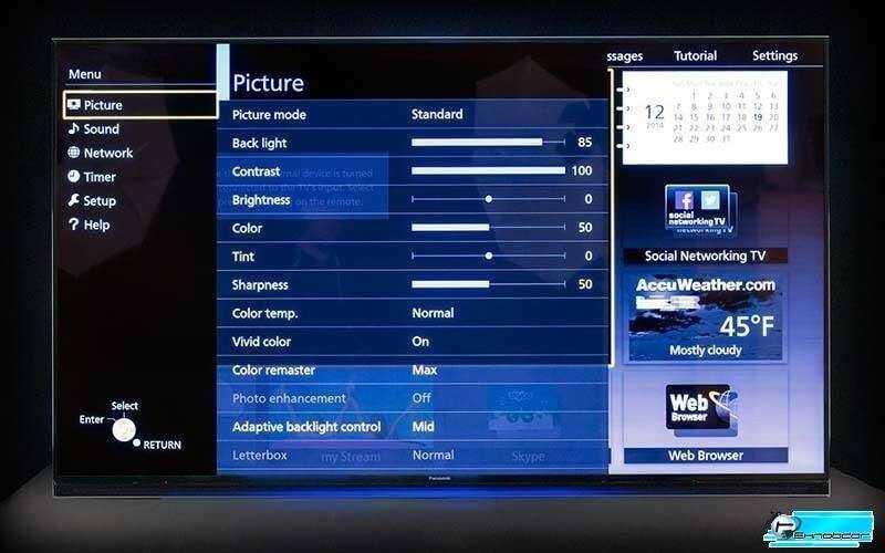 телевизор Panasonic TC-65AX900