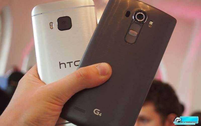 LG G4 vs HTC One M9 - Сравнение