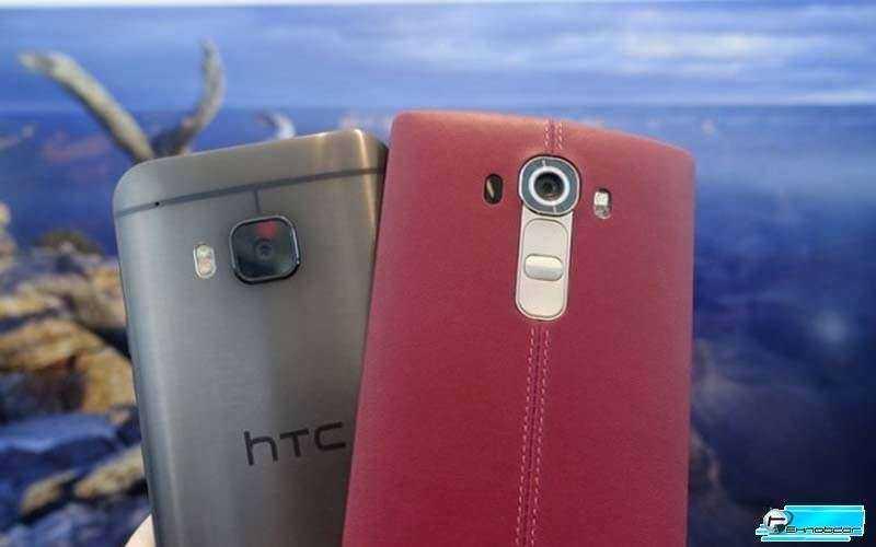 LG G4 vs HTC One M9 сравнение камер