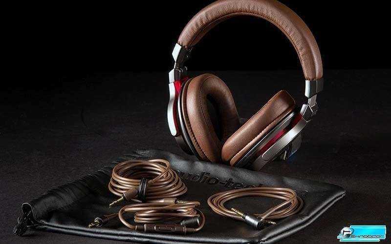 Audio-Technica ATH-MSR7 комплектация