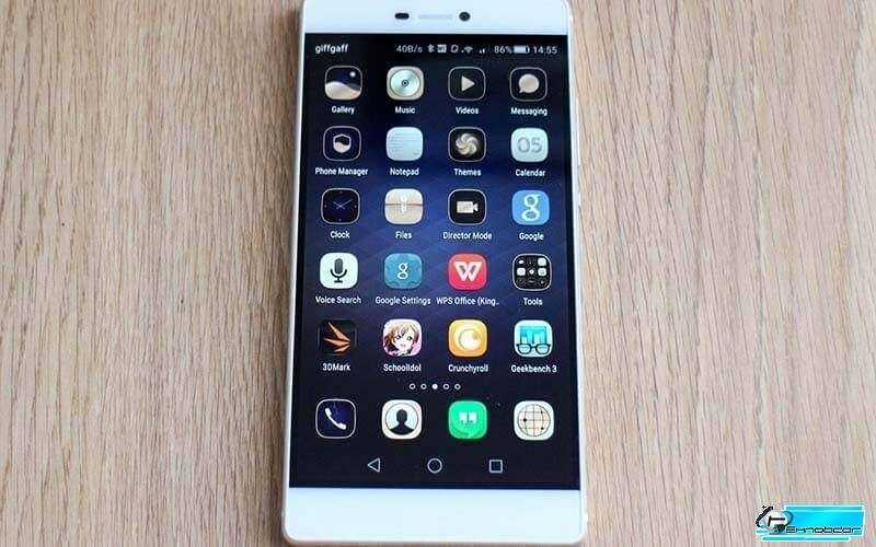 Huawei Р8 Ascend