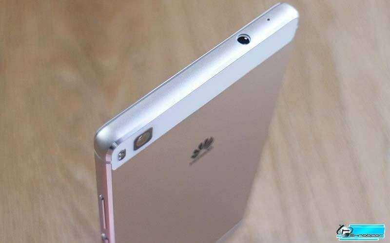 Huawei Р8 Ascend верх
